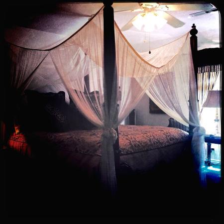 Novel House Inn at Zion: Inside the Kipling room