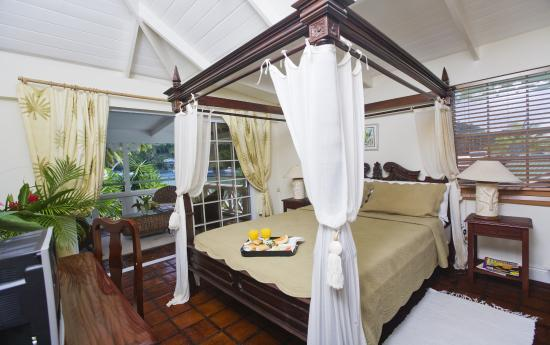 Marigot Beach Club and Dive Resort: Our Lovely Firefly Studio
