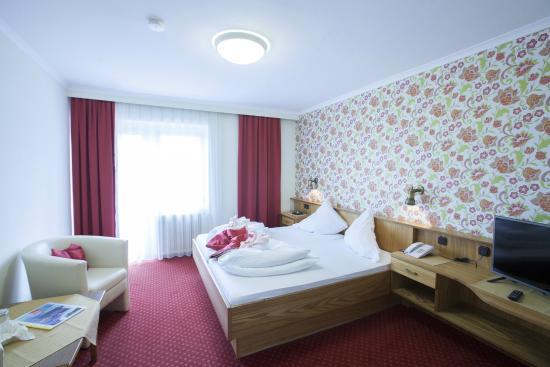 Hotel Silvia: Zimmer