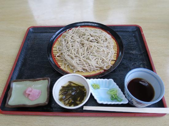 Handmade Soba Katsura: もりそば¥700