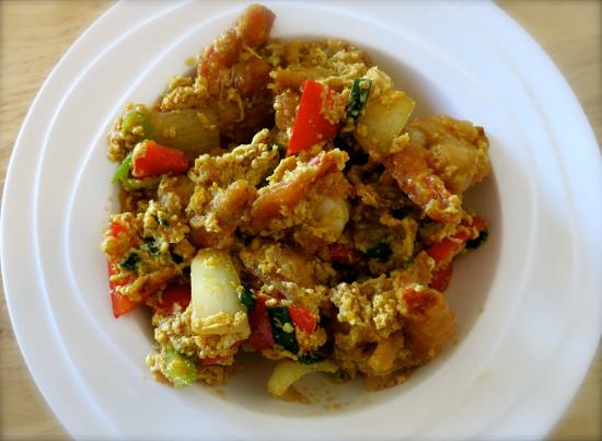 Viphalay Laos and Thai Restaurant : Special Meal at Viphalay(takeout)