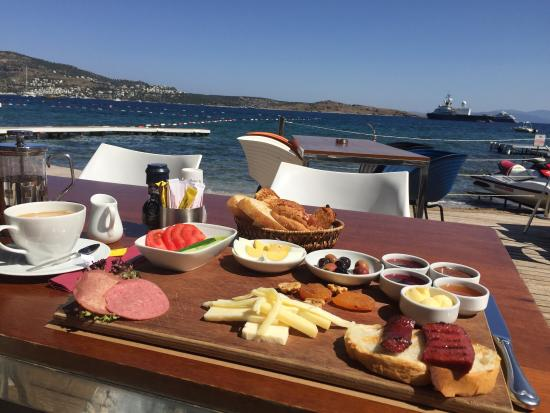 Flamm : The most beautiful place to relax in Bodrum. Grab a drink, sit back, & enjoy :)