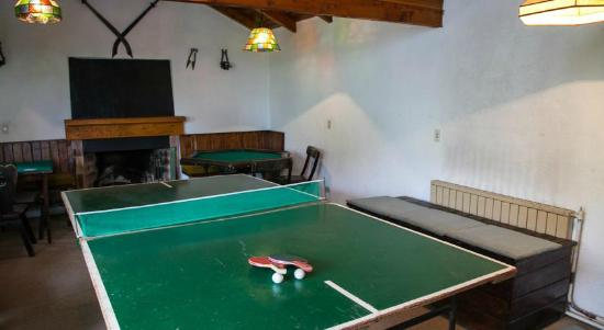 Hosteria Del Viejo Molino: Sala de Ping Pong