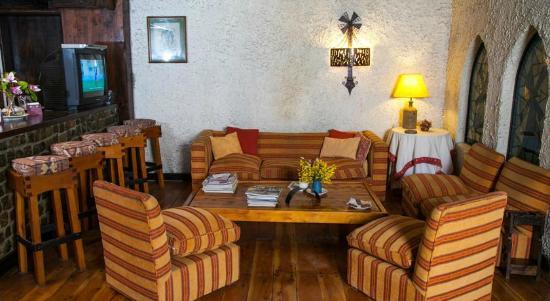 Hosteria Del Viejo Molino: Sala de estar