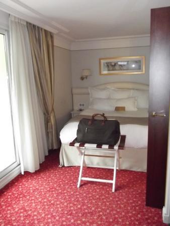 Hôtel Princesse Flore : Chambre
