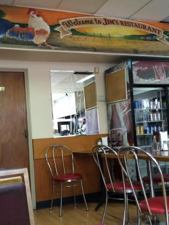 Photo of Diner Jim's Restaurant at 897 Queen St E, Toronto, Canada