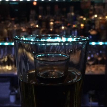 Morton's the Restaurant: Jaegerbomb
