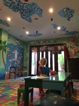 Palm Garden Beach Resort & Spa: playroom