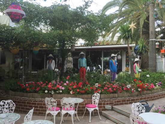 Hotel Plaza Corniche: Vue du patio