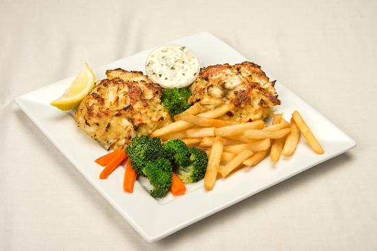 ‪Box Hill Crabcakes‬
