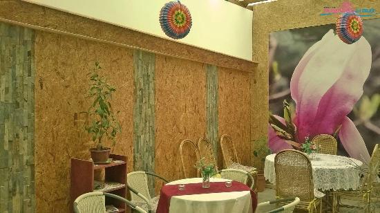 Hostal Magnolio: Comedor