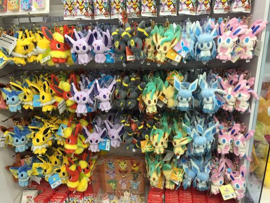 Pokemon Center Sapporo Photo0