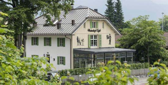 Westerhof-Café im Stieler-Haus