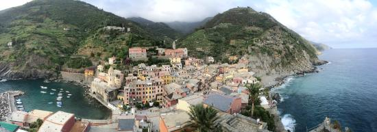 Vernazza Rooms: Vernazza