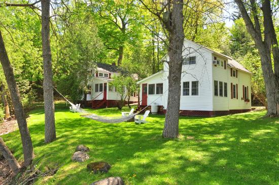 Highgate Springs, VT: Cottages