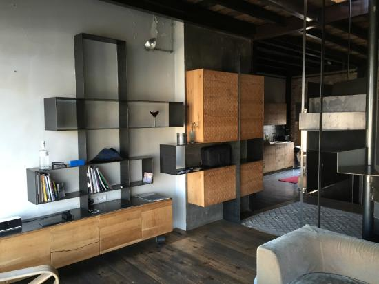 4Floors Istanbul: Living room