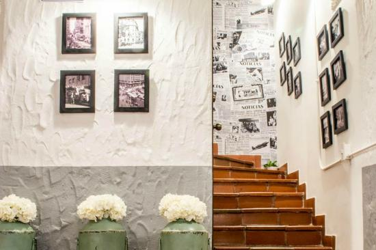 Decoracion Recortes de periodicos: fotografía de Altiplano Cocina ...