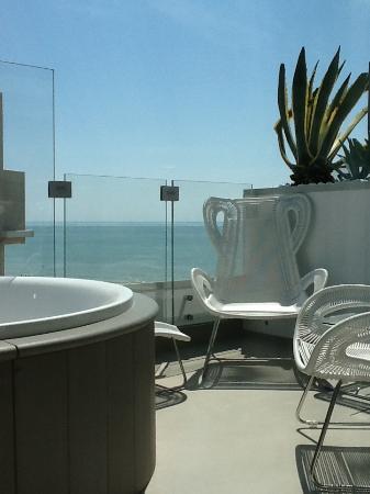 Terrazza Suite Con Idromassaggio Picture Of Hotel Mariver