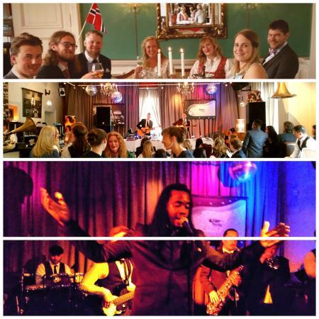 Cafe Stift: Celebrating 17th May!