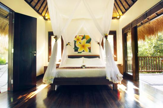 Nandini Bali Jungle Resort & Spa : Nandini Sunrise view