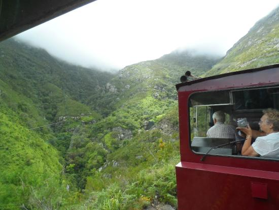Outeniqua Power Vans: Amazing Scenery on the Power Van