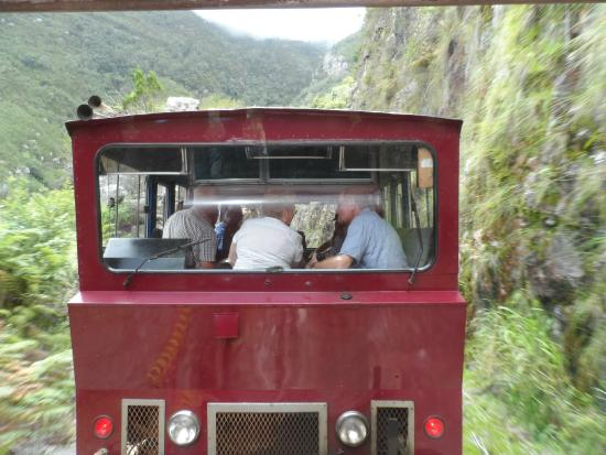 Outeniqua Power Vans: Unique rail ride at George South Africa
