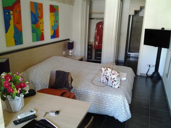"""Residence Le Vie Del Mosto : La camera """" le vigne"""""""