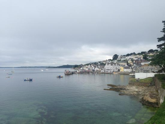 Little Newton Bed & Breakfast: St Mawes seafront