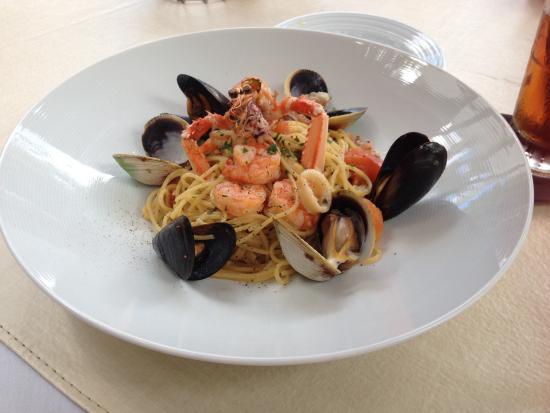 Arancino di Mare: 驚きの美味さ