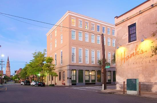 Doubletree By Hilton Hotel And Suites Charleston Historic District In