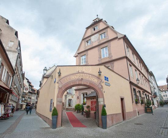 Hotel Le Bouclier d'Or, hôtels à Strasbourg