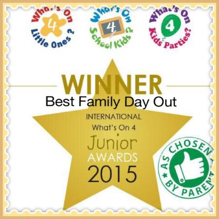 Desborough, UK: Best Family Day Out 2015