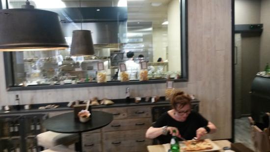 Branzino e polipo picture of granaio caffe e cucina milan tripadvisor - Granaio caffe e cucina ...