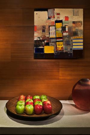 Heathman Hotel: Complimentary Apples