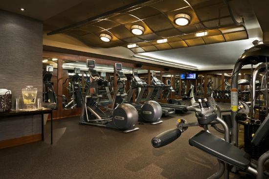 The Heathman Hotel Kirkland: New Fitness Center