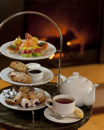 Afternoon Tea at Trellis Restaurant - Picture of The ...