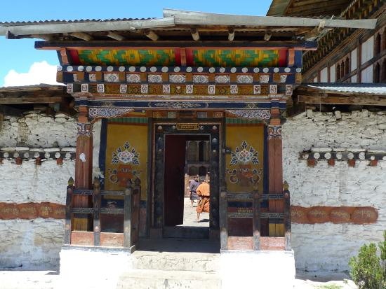 Bumthang District, Bhutan: interior