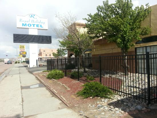 Royal Holiday Motel Gallup