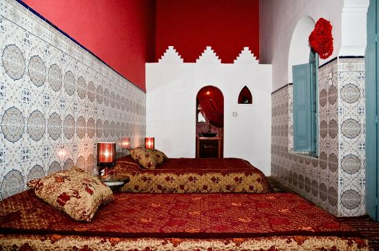 Riad Anne de Meknes: SUITE