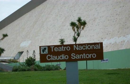 Teatro Nacional Cláudio Santoro - Sala Alberto Nepomuceno