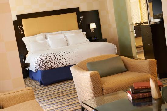 The Baronette Renaissance Detroit-Novi Hotel: Suite