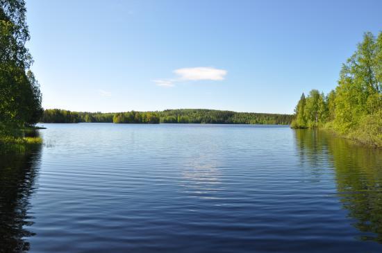 Tiirantuvat: Озеро.