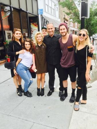 Morristown, NJ: Dancing with the stars at Provesi