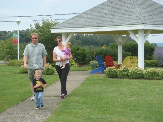 Annapolis Royal Inn : We love families