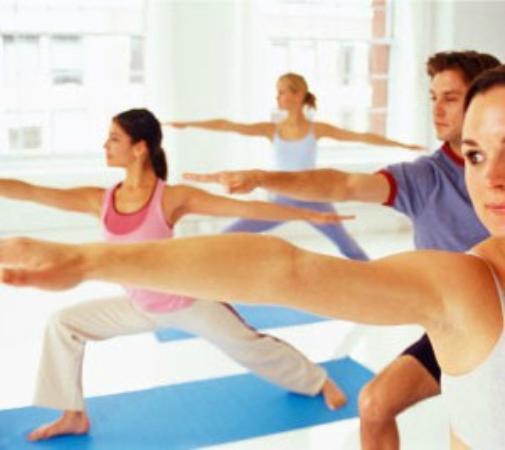 Villarepos, Schweiz: Zen Yoga - Yoga avec des éléments de Pilates