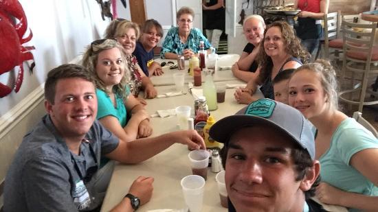 Apalachicola Riverwalk Cafe Aufnahme