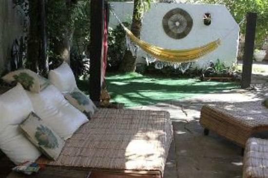 Hostel Marina dos Anjos: Espaço Buda -