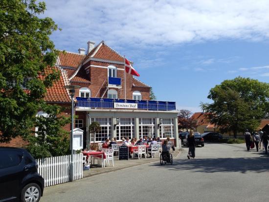 Brondums Hotel Restaurant: Brøndum