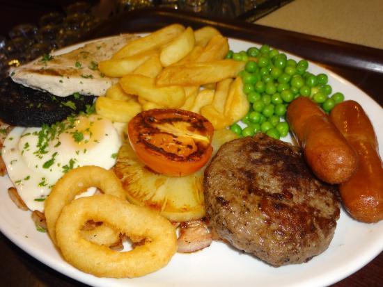 Gershwins Coffee House: Gershwins Meat Feast