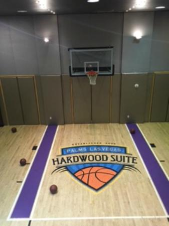 Palms Casino Resort: Hardwood Suite
